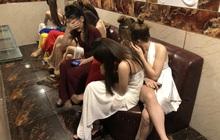 Đột kích vào quán karaoke ở Sài Gòn phát hiện 87 dân chơi dương tính với chất ma tuý