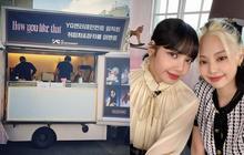 """Lần đầu YG Ent tặng xe đồ ăn & cafe cho nhân viên, fan gật gù: """"Cuối cùng cũng biết cách đối xử với BLACKPINK rồi"""""""