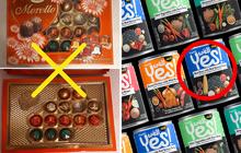 Những mánh khoé các nhà sản xuất đồ ăn sử dụng để dụ khách mua hàng nhiều hơn, có khi chúng ta thấy ngay trước mắt mà chẳng nhận ra