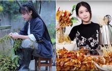 """""""Tiên nữ đồng quê"""" Lý Tử Thất, """"Thánh ăn công sở"""" Tiểu Dã và 2 YouTuber ăn uống đình đám nhất Trung Quốc hiện nay"""