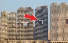 """Một phút khó hiểu: Tại sao các tòa nhà cao tầng ở Hong Kong lại hay có """"lỗ thủng"""" ở giữa vậy nhỉ?"""