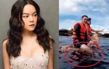 Phạm Quỳnh Anh viết tâm thư xin lỗi sau sự cố ngồi lên rặn san hô, quay clip cùng Quang Vinh ở Phú Quốc