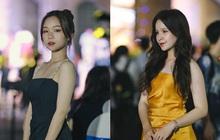 Nữ sinh Chu Văn An lột xác bất ngờ, khoe trọn nhan sắc quyến rũ trong đêm trưởng thành khối 12