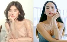 """Song Hye Kyo bất ngờ bình luận dưới ảnh quá khứ của mỹ nhân """"Ký sinh trùng"""", tiết lộ luôn mối quan hệ từ thuở nhỏ"""