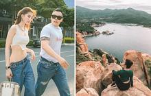 HOT: Vũ Khắc Tiệp và Ngọc Trinh tái ngộ trong chuyến du lịch mới, sắp có vlog siêu hoành tráng phá đảo Youtube vào tuần sau!