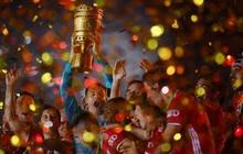 Ghi bàn vừa đẳng cấp vừa hài hước, chân sút đáng sợ nhất châu Âu mùa này giúp Bayern hoàn tất cú đúp danh hiệu