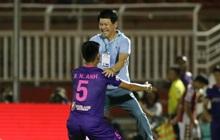"""Chủ tịch kiêm HLV đội bóng đang bất bại V.League 2020: """"Tôi dặn học trò đừng nghĩ thắng Hà Nội FC đã là hay"""""""