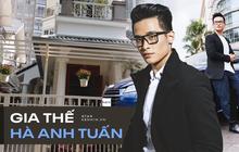 """Soi độ giàu có của Hà Anh Tuấn: Gia đình """"trâm anh thế phiệt"""" đất Sài Thành, thân là CEO công ty giải trí"""