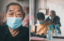 Tiệm cắt tóc hoạt động suốt 3 thập kỉ đóng cửa vĩnh viễn vì Covid-19, hình ảnh người thợ già lầm lũi ngày cuối cùng khiến nhiều người rơi nước mắt