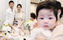 """Giữa loạt biến AOA """"căng đét"""", nữ diễn viên vô danh bỗng lên top Naver chỉ nhờ cô con gái quá xinh và đáng yêu"""
