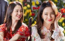 """Muốn ngất vì bộ ảnh mới của mợ ngố Song Ji Hyo: Hack tuổi thần sầu dù U40, khí chất """"thần tiên tỷ tỷ"""" gây bão mạng"""