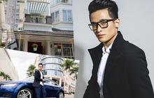 """""""Thâm cung bí sử"""" độ giàu có của Hà Anh Tuấn: Gia đình """"trâm anh thế phiệt"""" đất Hà Thành, thân là CEO công ty giải trí"""
