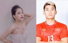 Lên báo nói về chuyện yêu Quang Hải chưa được bao lâu, Huyền My đã dính nghi vấn hẹn hò sao trẻ CLB Viettel