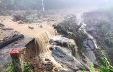 Lào Cai thiệt hại 10 tỷ đồng do mưa bão, sẵn sàng sơ tán người dân khỏi khu vực nguy hiểm