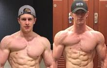 Anh chàng lực sĩ sở hữu body cực đặc biệt gây sốt: Cơ bụng, bắp tay đều cực khủng nhưng lại thiếu mất một bên ngực