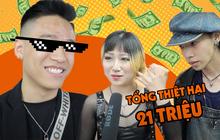 Clip: Bóc giá outfit giới trẻ Sài Gòn đi sự kiện mới thấy khi bạn cool, diện đồ 50k vẫn cứ đẹp