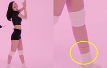 Bị chê lười biếng nhưng Jennie (BLACKPINK) vẫn nhảy hăng say dù chân phải băng bó trong video vũ đạo khiến fan xúc động