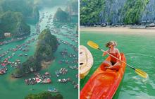 """Có gì hay ở vịnh Lan Hạ? - Đảo ngọc Việt Nam được tài tử Leonardo DiCaprio """"lăng xê"""" trên Instagram"""