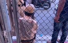 Hà Nội: CSGT bị ô tô vi phạm tông thẳng, kéo lê hàng chục mét trên đường