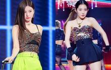 """Irene và Yeji (ITZY) đọ vẻ sexy khi đụng áo, bất ngờ nhất là Lisa cũng diện nhưng lại """"rén"""" hơn hẳn"""