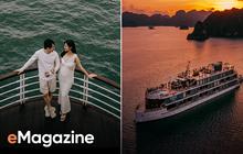 Trải nghiệm vịnh Lan Hạ đẹp như thơ trên du thuyền 5 sao để nhận ra đi du lịch ở Việt Nam có thể đẳng cấp chẳng kém chỗ nào!
