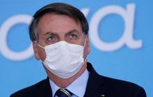 Tổng thống Brazil điều trị Covid-19 bằng thuốc sốt rét