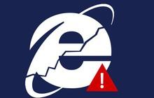 """2020 rồi mà vẫn dùng Internet Explorer thì bạn đang là """"mồi ngon"""" cho hacker đấy!"""