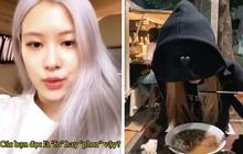 """Rosé (BLACKPINK) tiết lộ thích mê món ăn Việt Nam trong livestream mới, lại còn học cách đọc món """"phở"""" sao cho đúng"""