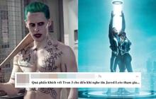 """""""Joker ngôn tình"""" Jared Leto chốt đơn vào """"thế giới ảo"""" Tron 3, có cả bộ đôi thắng Grammy hậu thuẫn thì khó mà xịt?"""