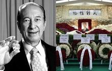 Choáng với chi phí tang lễ Vua sòng bài Macau: Bia mộ và chôn cất 45 tỷ đồng, bảo quản di hài đến năm sau 150 tỷ đồng