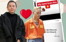 """Chuyện không thể ngờ: Binz được Decao công khai """"thả thính"""" trên Instagram, Châu Bùi từ nữ chính ngôn tình thành nữ phụ"""