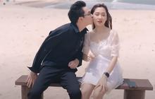 """Thầy Ba """"đục thuyền"""" Noway - Cara, đăng ảnh Noway hôn Mina Young cực tình tứ!"""