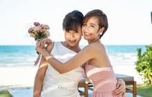 Nhan sắc ở tuổi 56 của mẹ Phanh Lee gây bất ngờ, gu ăn mặc thời thượng không kém con gái là bao