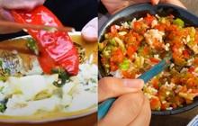 Nhìn mà xót hết cả ruột trước loạt clip ăn cay ở Trung Quốc, người thường chớ dại mà ăn theo