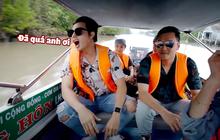 Vùng đất mũi Cà Mau hiện lên rất khác qua vlog mới của Quang Vinh: Nhiều trải nghiệm thú vị để thử đến thế!