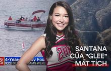 """NÓNG: Mỹ nhân """"Glee"""" mất tích đáng ngờ, để lại con trai 4 tuổi một mình lênh đênh giữa hồ"""