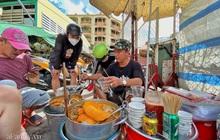 Hàng phá lấu 30 năm tuổi nổi tiếng đắt nhất Sài Gòn ở khu chợ Lớn quận 5 nay đã vượt mốc hơn nửa triệu/kg, vẫn độc quyền mùi vị và khách tứ phương đều tìm tới ăn