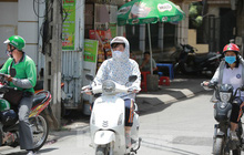 Nắng nóng kéo dài ở miền Bắc liên quan đến mưa lớn ở Trung Quốc?