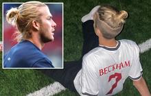 Cậu hai nhà Beckham gây chú ý với màn cosplay hình ảnh cha, nhìn kiểu tóc của anh chàng có fan còn phát khóc vì xúc động