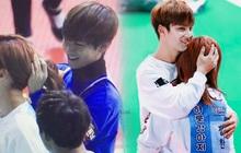 Cứ ngỡ đây là cô gái may mắn nào được V (BTS), Mingyu (Seventeen)... thân mật