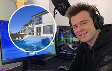 """""""Thăm ngàn"""" chăm chỉ, streamer nổi tiếng tậu villa view biển trị giá hàng trăm tỷ đồng!"""