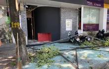 Hà Nội: Nổ lớn tại phố Kim Mã, tài xế ô tô thoát chết, 2 người bị bỏng phải nhập viện