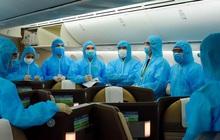 Bamboo Airways thực hiện chuyến bay đặc biệt đến Dubai đưa 200 công dân Việt Nam hồi hương