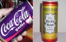 """12 loại đồ uống gây tranh cãi nhất thế giới vì hương vị """"hiểu chết liền"""", nước yến của Việt Nam cũng góp mặt"""