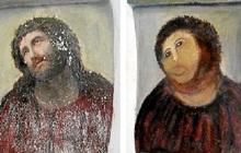 14 kỳ quan nghệ thuật trở thành trò cười sau khi được các bác thợ làng nhiệt tình phục dựng