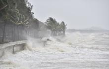Áp thấp nhiệt đới trên Biển Đông đã mạnh lên thành cơn bão số 3