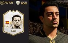 Xavi chính thức có mặt trong FIFA 21 và tương lai sẽ là ICONS mới của FIFA Online 4