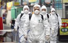 Hàn Quốc phát hiện cụm lây nhiễm Covid-19 mới tại chợ Namdaemun