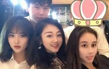Bữa tiệc khiến cả Cbiz choáng: Gái út trùm sòng bạc tụ tập cùng tiểu thư Huawei, con trai Trần Khải Ca cũng góp mặt