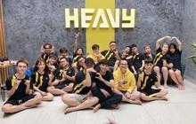 Project H chính thức đổi tên thành HEAVY, một thế lực mới thách thức Team Flash trong làng eSports Việt